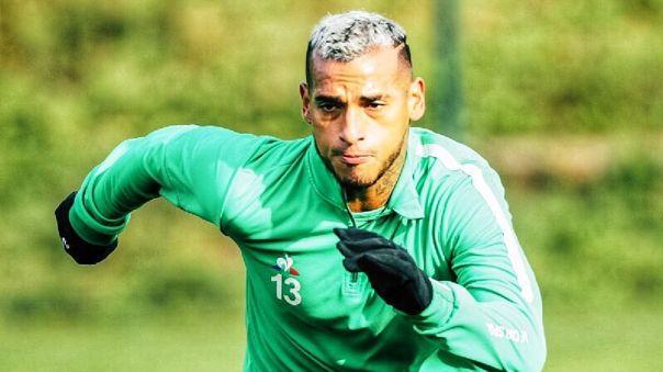 Miguel Trauco disputa su segunda temporada en Saint Étienne