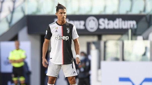 Cristiano Ronaldo no jugará el 'Juve vs. Barza'