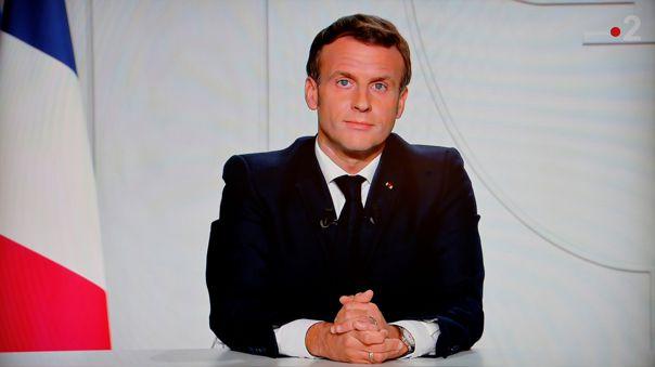 Francia decreta nuevo confinamiento
