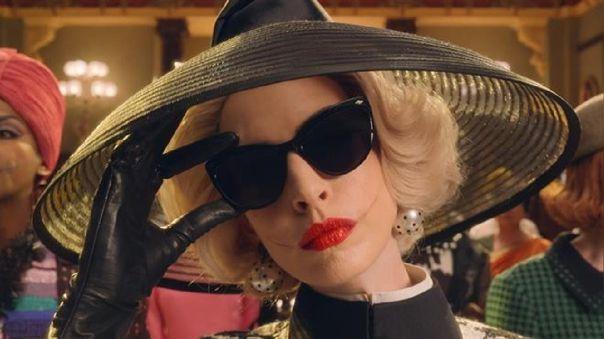 Anne Hathaway ha disfrutado a lo grande con la malvada de