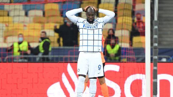 Romelu Lukaku es el goleador del Inter de Milán
