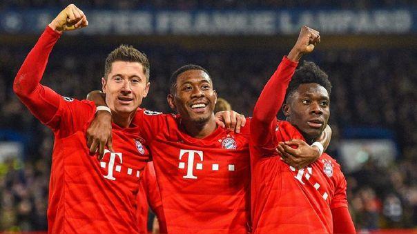 Bayern Munich es el actual campeón de la Champions League