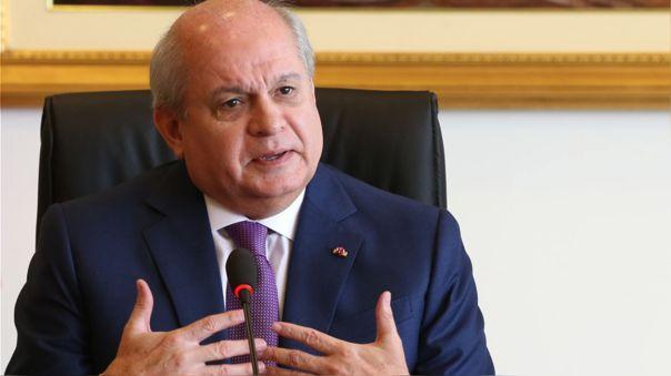 Pedro Cateriano se había inscrito al partido Todos Por el Perú (TPP).