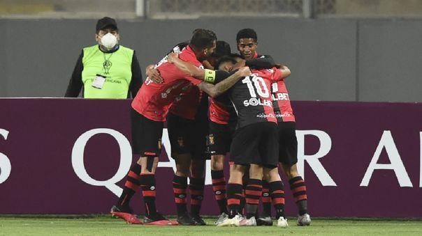 Melgar 1-0 Bahía