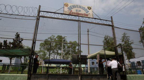 Hombres procesados en el Poder Judicial por violar grupalmente a una jóven en Surco fueron recluidos en el Penal de Lurigancho