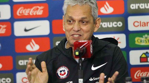 Reinaldo Rueda dirige a Chile desde el 2018