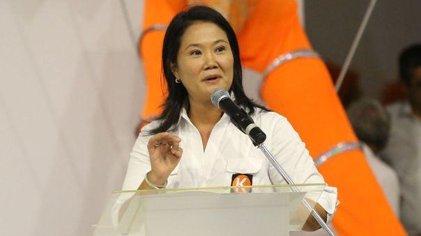 Poder Judicial rechazó pedido de la defensa de Keiko Fujimori para que Fiscal José Domingo Pérez Gómez sustente la utilidad de los testigos que convoque