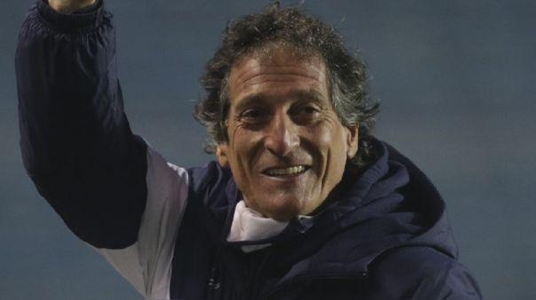 Mario Salas llegó a Alianza Lima para reemplazar a Pablo Bengoechea