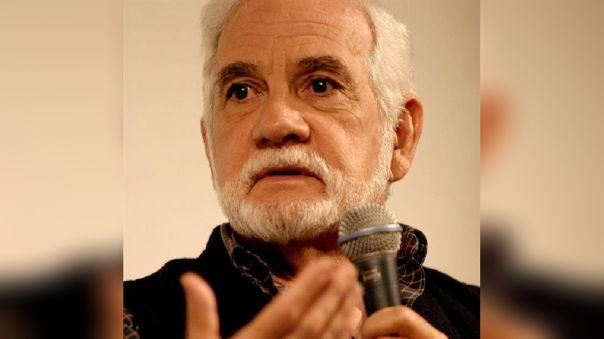 Ricardo Blume murió este 30 de octubre.