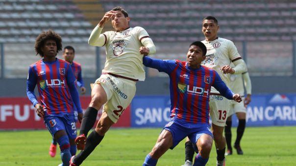 Universitario de Deportes vs. Alianza Universidad