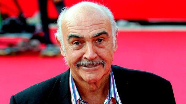 El adiós de Sean Connery