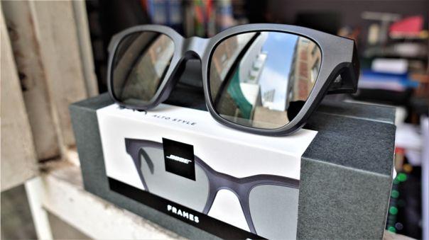 NIUSGEEK tiene a prueba los Bose Frames Alto
