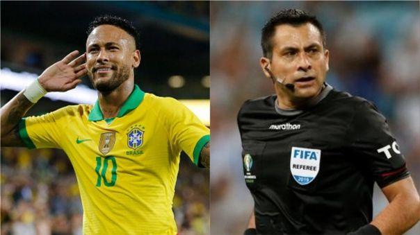 Neymar y Bascuñán