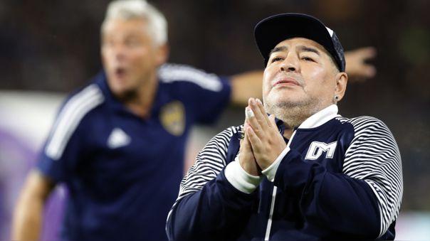 Expareja de Diego Maradona: