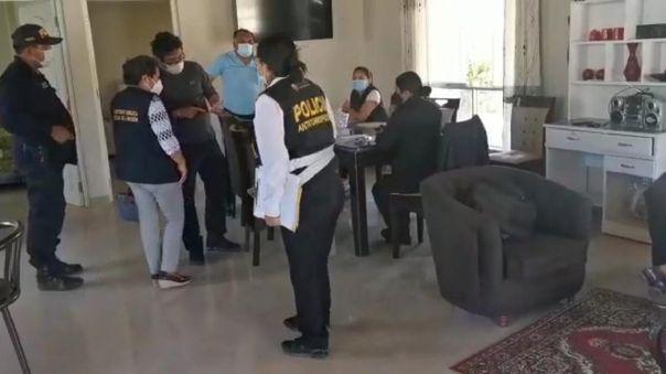 Detención Tacna