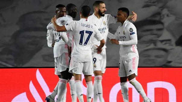VER GOLES Real Madrid venció 3-2 a Inter e Milán en la tercera fecha del  Grupo B de la Champions League | Sergio Ramos | Karim Benzema | RPP Noticias