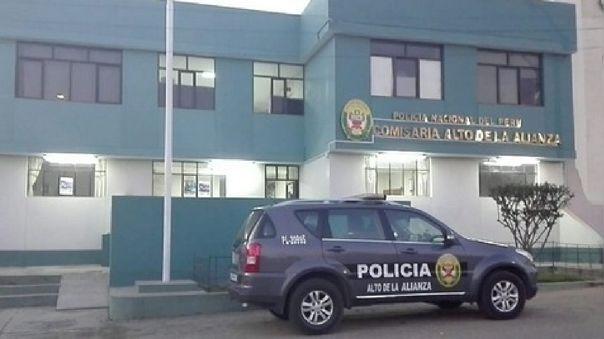 Policía Tacna