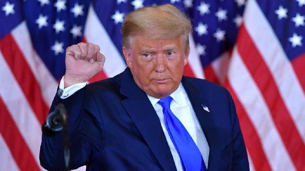 El comité de campaña de Trump dijo que demandará a Nevada por seguir contando los votos enviados por correo.