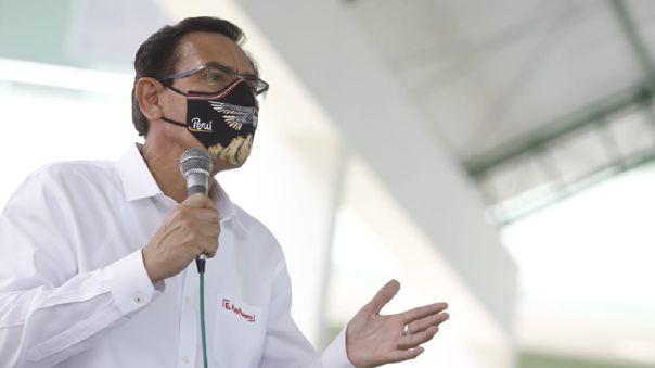 Presidente negó haber vulnerado la neutralidad electoral.