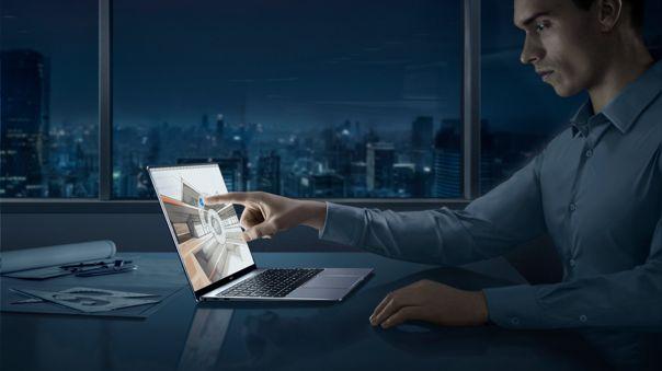 HUAWEI MateBook D: Conoce más sobre la laptop ideal para trabajar y estudiar cómodo desde casa | RPP Noticias, Cloud Pocket 365