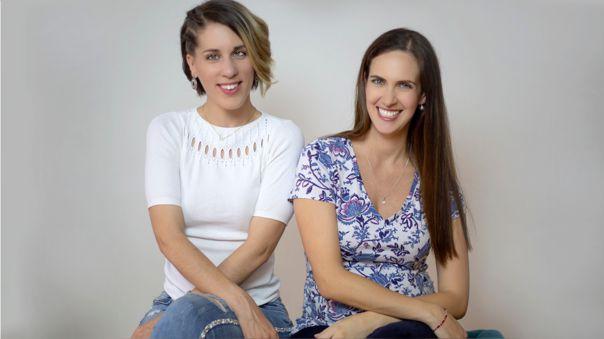 Emilia Drago y Cristina Señorán presentan su libro
