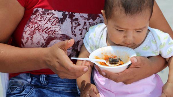 Al 2019, 12,2% de niños y niñas menores de cinco años padecía desnutrición crónica.