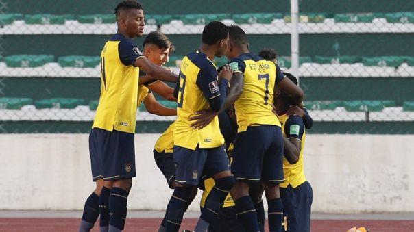 Ecuador recibirá a Colombia por la cuarta fecha de las Eliminatorias