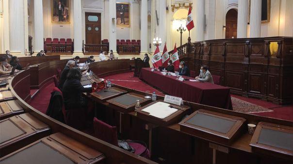 El Partido Morado se suma a la de Alianza para el Progreso y se retira de dicho grupo de trabajo.
