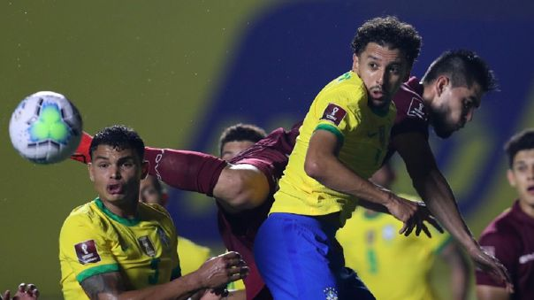 Brasil es líder de las Eliminatorias Qatar 2022