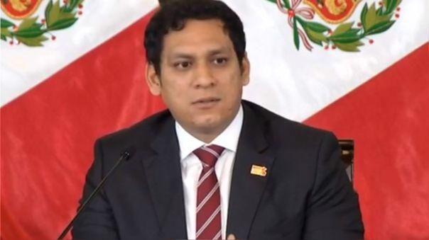 Luis Valdez, presidente del Congreso, convoca a junta de portavoces para  plantear sucesión presidencial | RPP Noticias