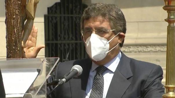 Juan Sheput, ministro de Trabajo del gabinete aún presidido por Ántero Flores-Aráoz, presentó su renuncia al cargo, según confirmó RPP Noticias.