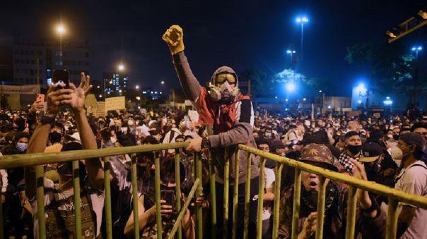 PERU-POLITICS-CRISIS-PROTEST