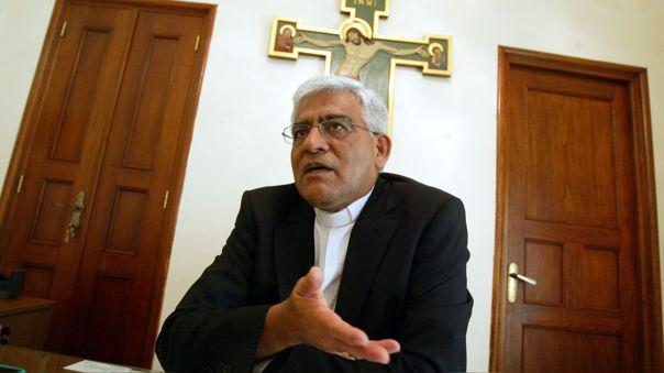 El monseñor Miguel Cabrejos, presidente de la Conferencia Episcopal Peruana, en conversación con RPP Noticias, lamentó la muerte de dos peruanos en las marchas contra el gobierno de Manuel Merino.