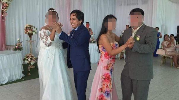 Fernando Meléndez apadrinó boda el día que murieron dos jóvenes en Lima durante las protestas contra Manuel Merino y el Congreso.