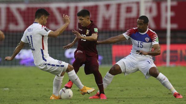 VER RESUMEN Venezuela vs. Chile: resultado, resumen y goles del partido por  la fecha 4 de las Eliminatorias Qatar 2022   RPP Noticias