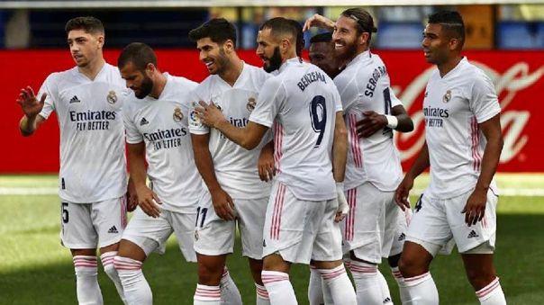 Real Madrid es el último campeón de LaLiga Santander