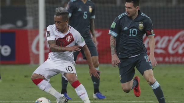 Perú vs Argentina