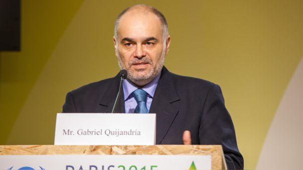Gabriel Quijandría