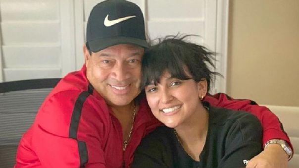 Tito Nieves y Daniela Darcourt