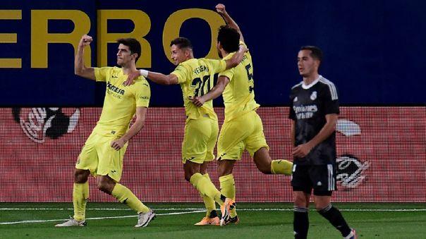 Real Madrid vs. Villarreal
