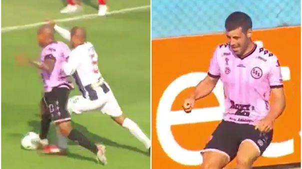 El penal de Alberto Rodríguez para el 2-0 de Boys ante Alianza