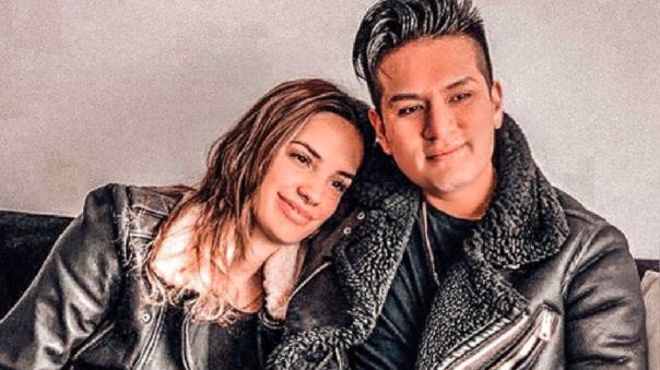 Cassandra Sanchez De Lamadrid y Deyvis Orosco