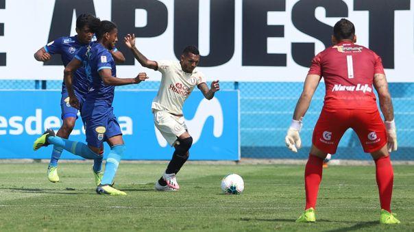 Universitario cayó 2-0 ante Carlos Stein