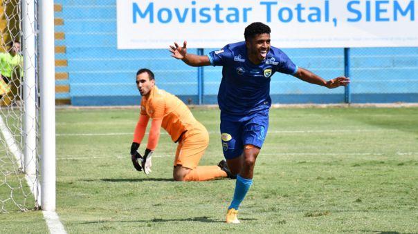 Universitario 0-2 Carlos Stein