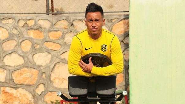 Christian Cueva llegó a Yeni Malatyaspor en 2020