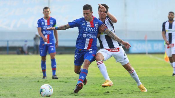 Alianza Lima y Mannucci se enfrentaron por la fecha 8 de la Fase 2