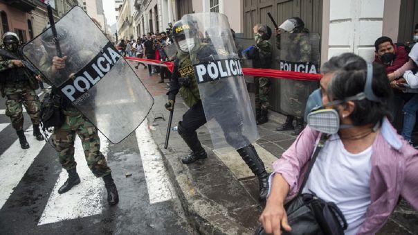 CIDH analizará la situación de las protestas sociales.