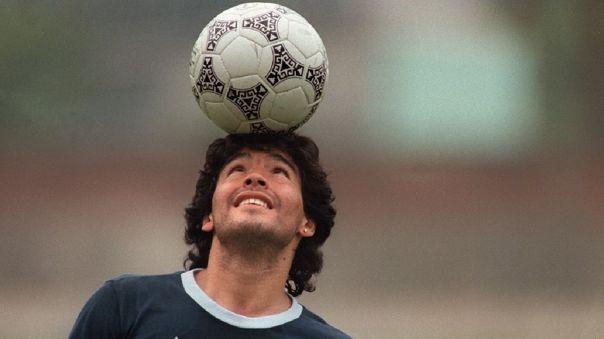 Diego Maradona falleció el miércoles 25 de noviembre de 2020