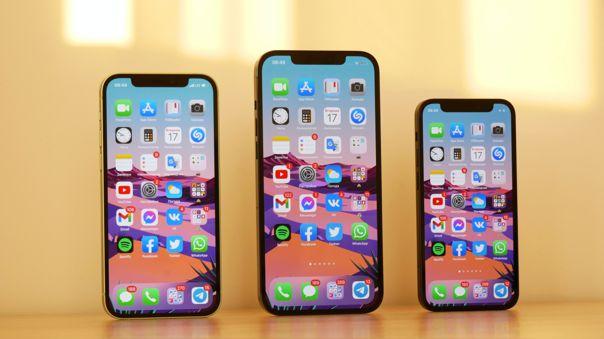 Los iPhone 12 ya se venden en Estados Unidos.