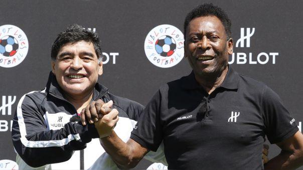 Diego Armando Maradona falleció a los 60 años.
